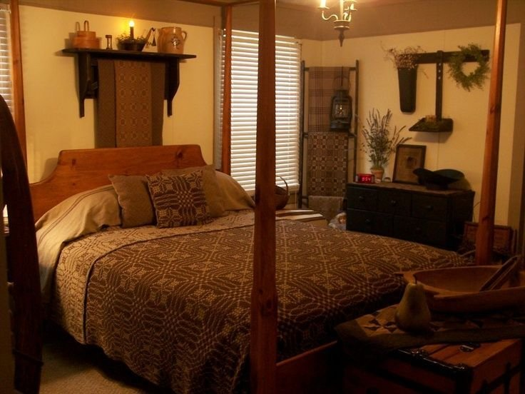 Best 25 Primitive Bedroom Ideas On Pinterest Country With Pictures