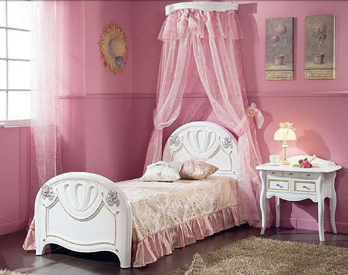 Best 25 Girls Canopy Beds Ideas On Pinterest Canopy With Pictures