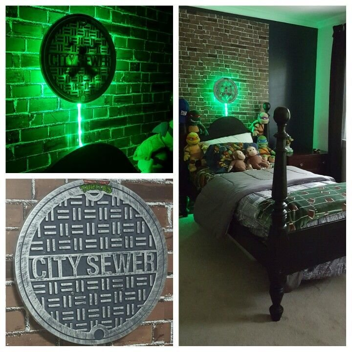 Best 25 Ninja Turtle Bedroom Ideas On Pinterest Ninja With Pictures