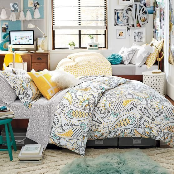 Best The 25 Best Paisley Bedroom Ideas On Pinterest Little With Pictures