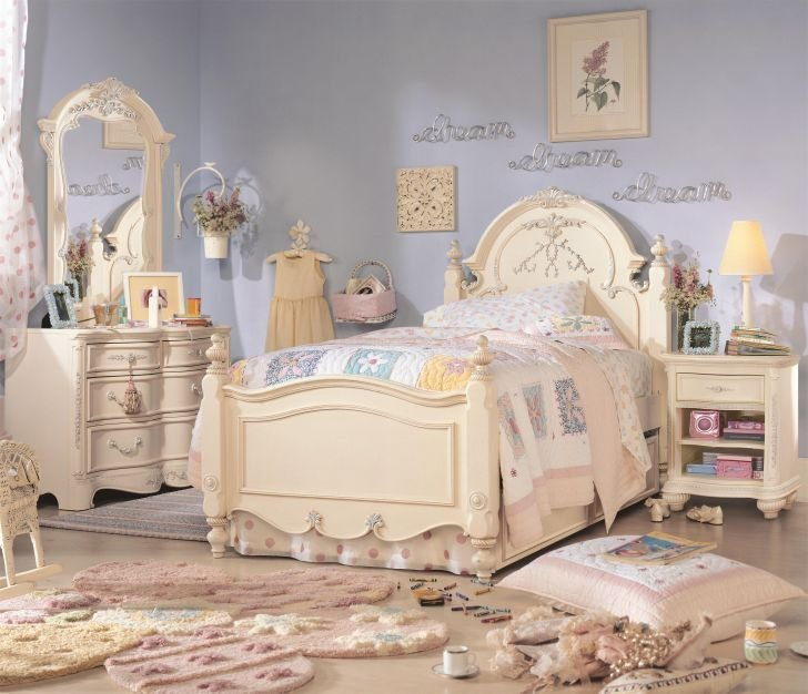Best Jessica Mcclintock Romance Bedroom Room Furniture By Lea With Pictures