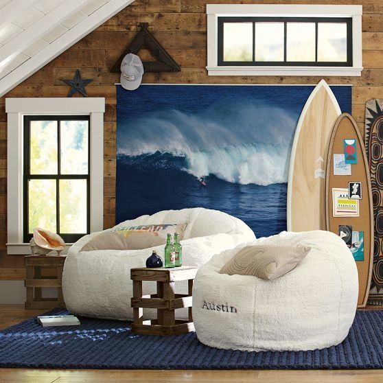 Best Sherpa Beanbag Future House And Beach House T**N With Pictures