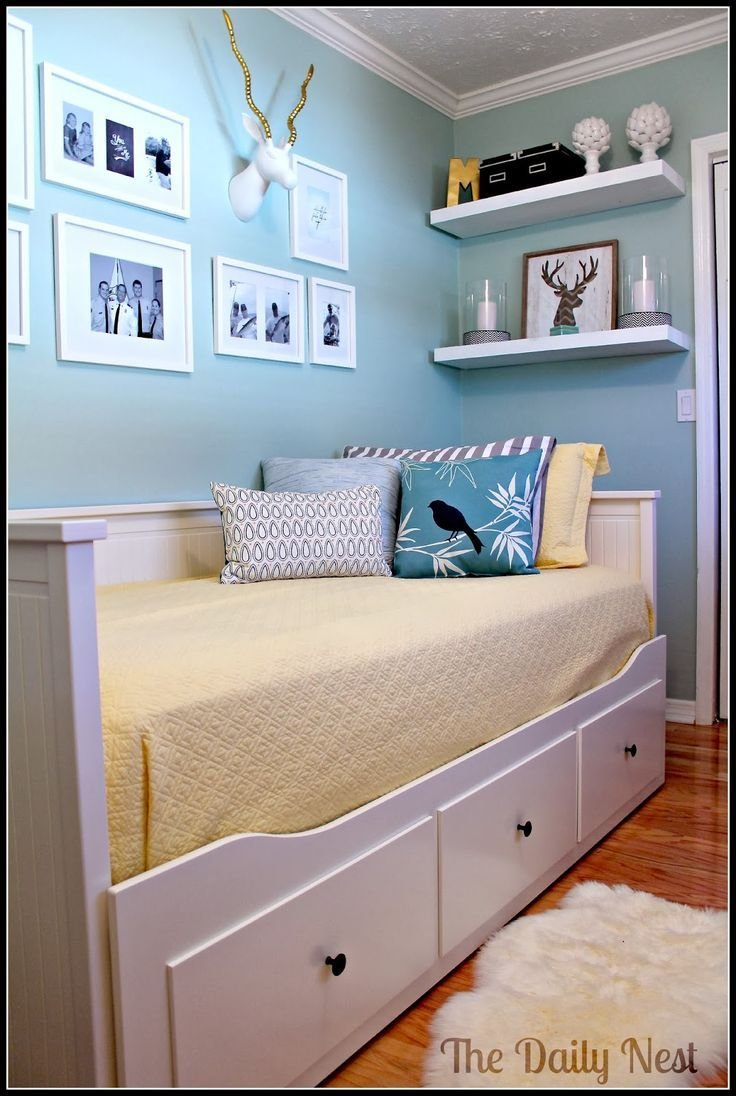 Best The 25 Best Ikea Daybed Ideas On Pinterest Ikea Hemnes Daybed Spare Room Ideas Small And With Pictures