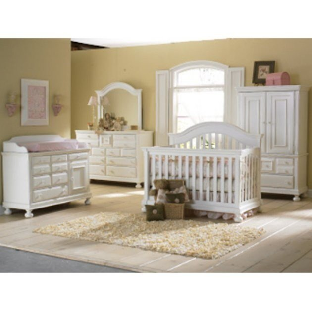Best Creations Baby Summers Evening 4 In 1 Convertible Crib With Pictures