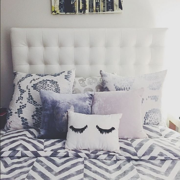 Best 25 Pillow Headboard Ideas On Pinterest Headboards With Pictures