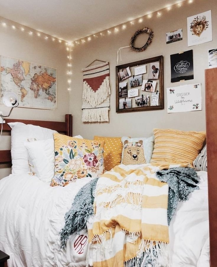 Best 9201 Best Dorm Room Trends Images On Pinterest Bedroom With Pictures