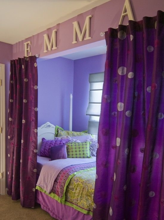 Best 25 Girls Bedroom Purple Ideas On Pinterest With Pictures