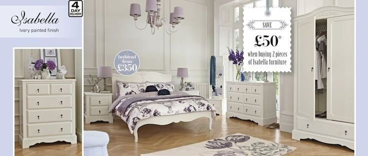 Best Bedroom Furniture Next Isabella Cream Main Bedroom With Pictures