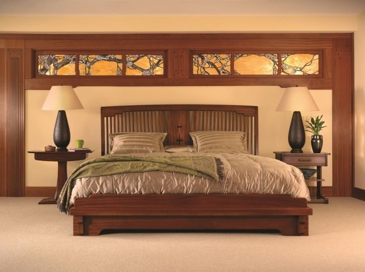 Best Craftsman Style Headboard Foter Bungalow Architecture With Pictures