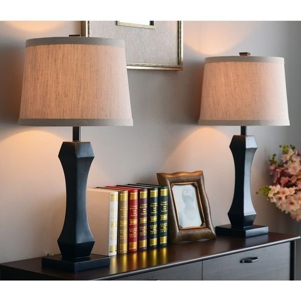 Best 32 Best Sets Of Lamps Images On Pinterest Set Of Table With Pictures