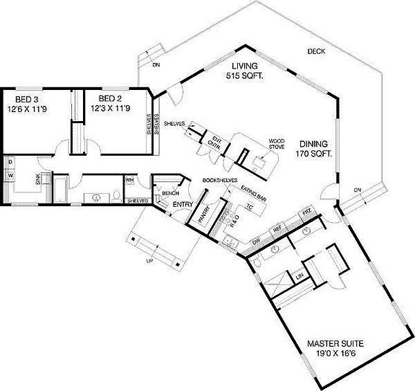 Best U Shaped Home Floor Plans Google Search Tiny Houses With Pictures