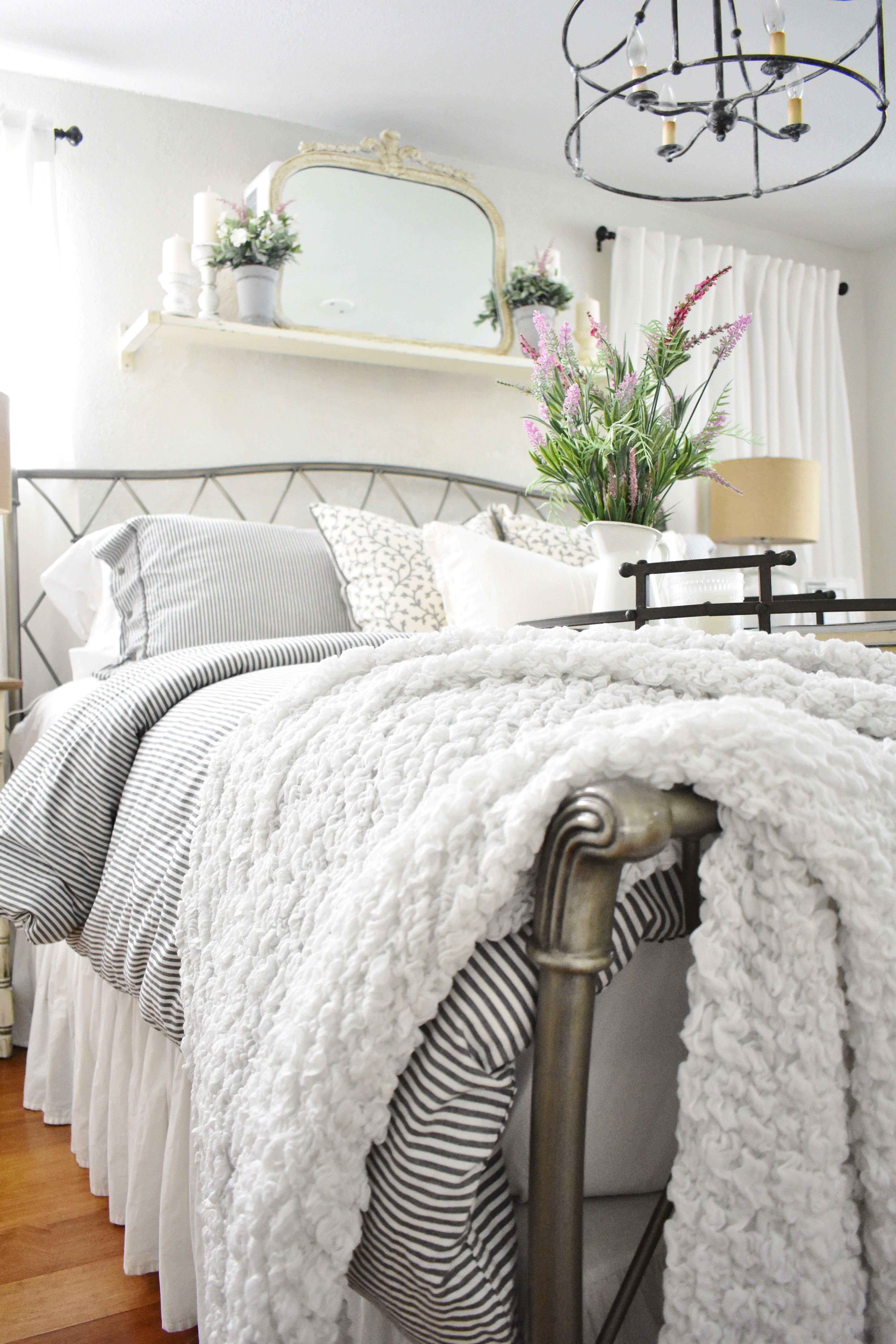 Best Neutral Master Bedroom Spring Decor Bedroom Pinterest With Pictures