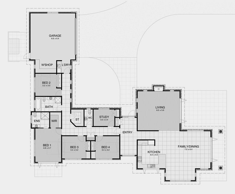 Best David Reid Homes Heritage 3 Specifications House Plans With Pictures
