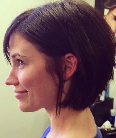 Free Easy Carefree Hair Short Hairstyles For Those Who Want To Wallpaper