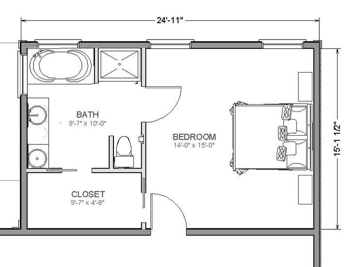 Best 20 X 14 Master Suite Layout Google Search Master With Pictures