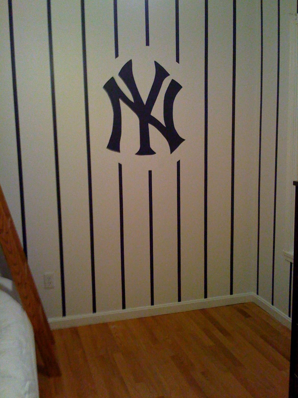 Best Little Boy S Bedroom For All The New York Yankees Fans With Pictures