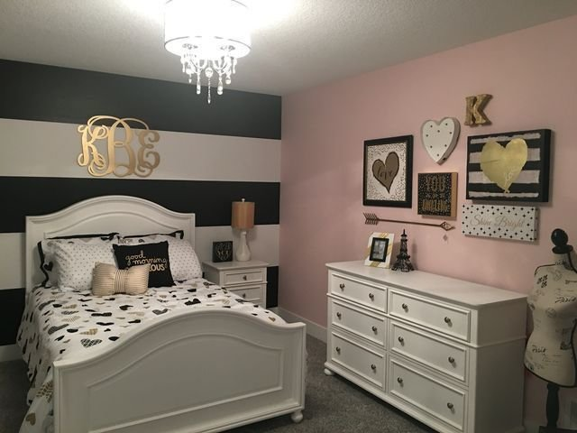 Best Perfect T**N Bedroom Wall Decor And Color Scheme So Many With Pictures
