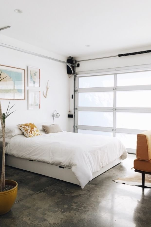 Best The Coolest Airbnb In Los Angeles Home Hip Home Garage Bedroom Conversion Garage Bedroom With Pictures