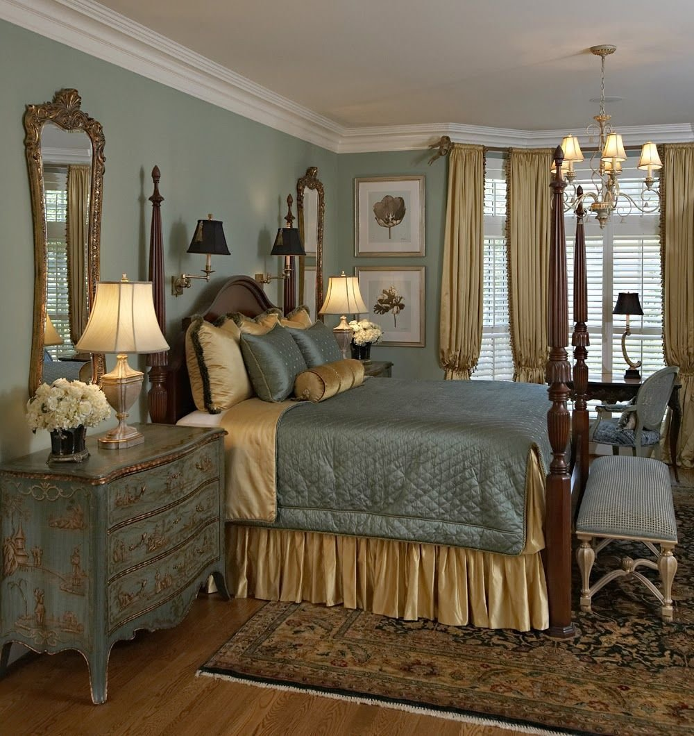 Best Traditional Master Bedroom Decorating Ideas 78 With Pictures