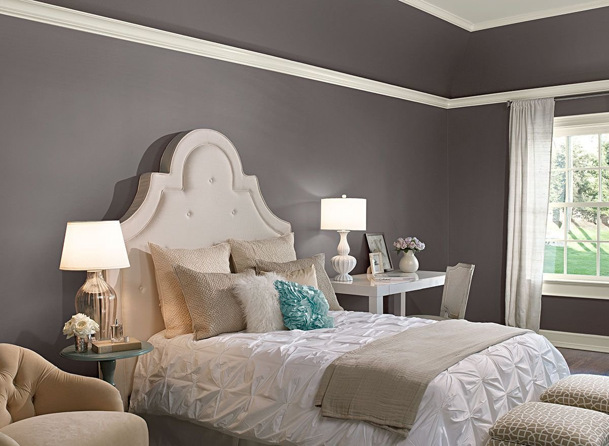 Best Bedroom Color Ideas Inspiration Bedrooms Blue Bedroom Paint Grey Bedroom Paint Purple With Pictures