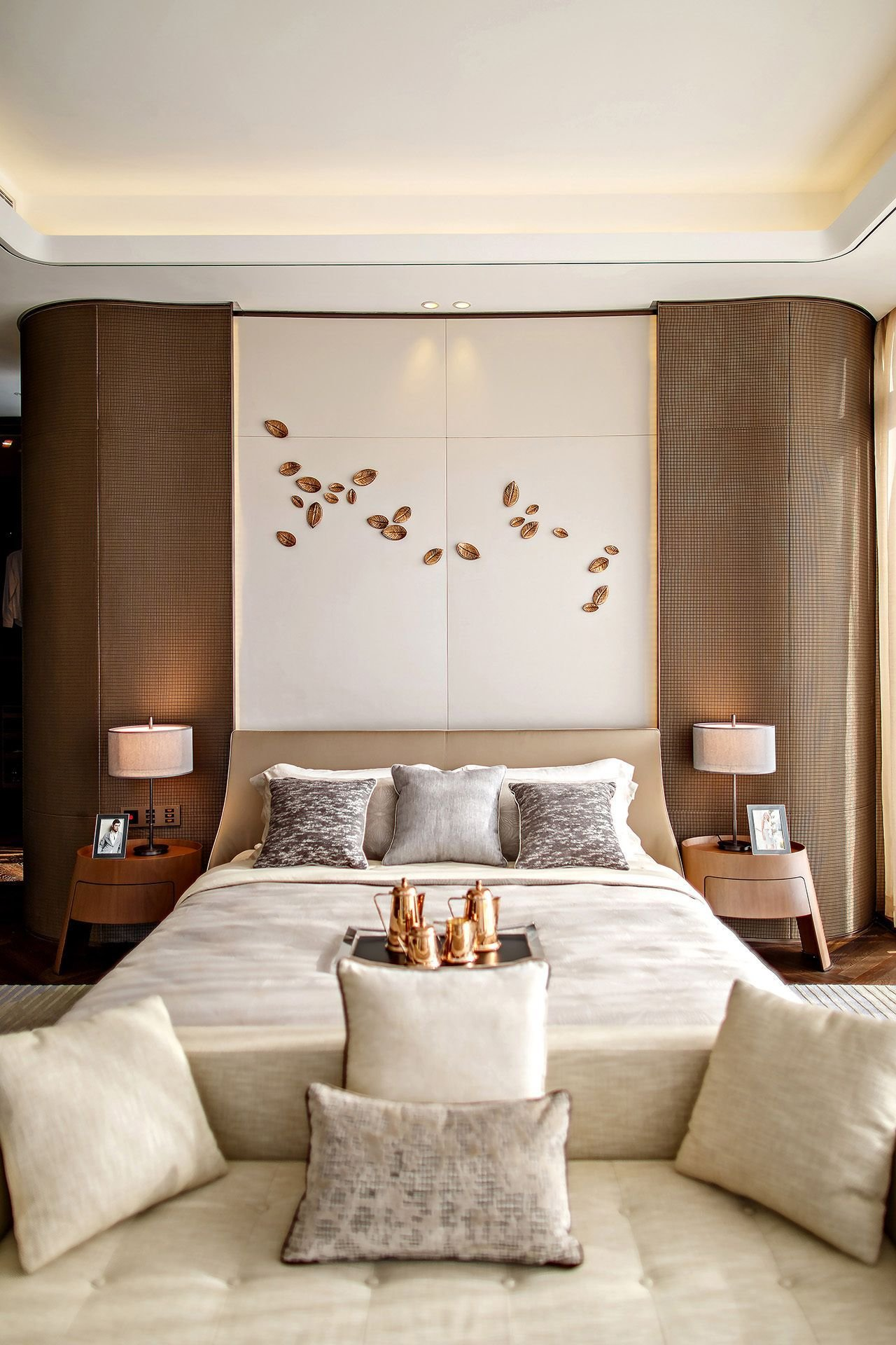 Best Panelling Is Hot 2018 2019 Home Fashion Trends Bedroom With Pictures