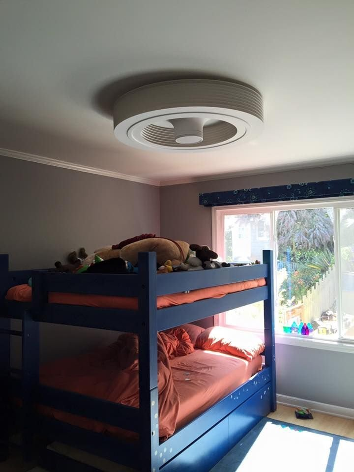 Best Safety First Ceiling Fans And Bunkbeds Usually Don T Mix With Pictures