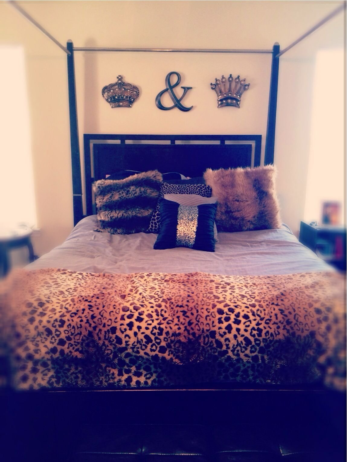 Best King And Queen Bedroom Decor Over Our Bed Now To Add With Pictures