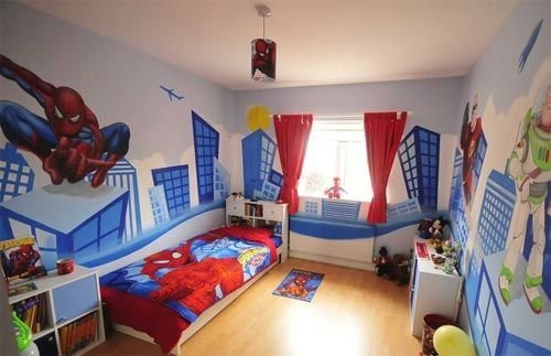 Best Spiderman Bedroom Ideas Spiderman Bedroom Inspired Movie With Pictures
