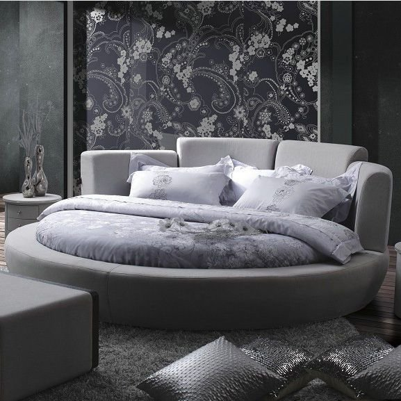 Best Round Bed Design Fabulous Bedroom Furniture Sets For With Pictures