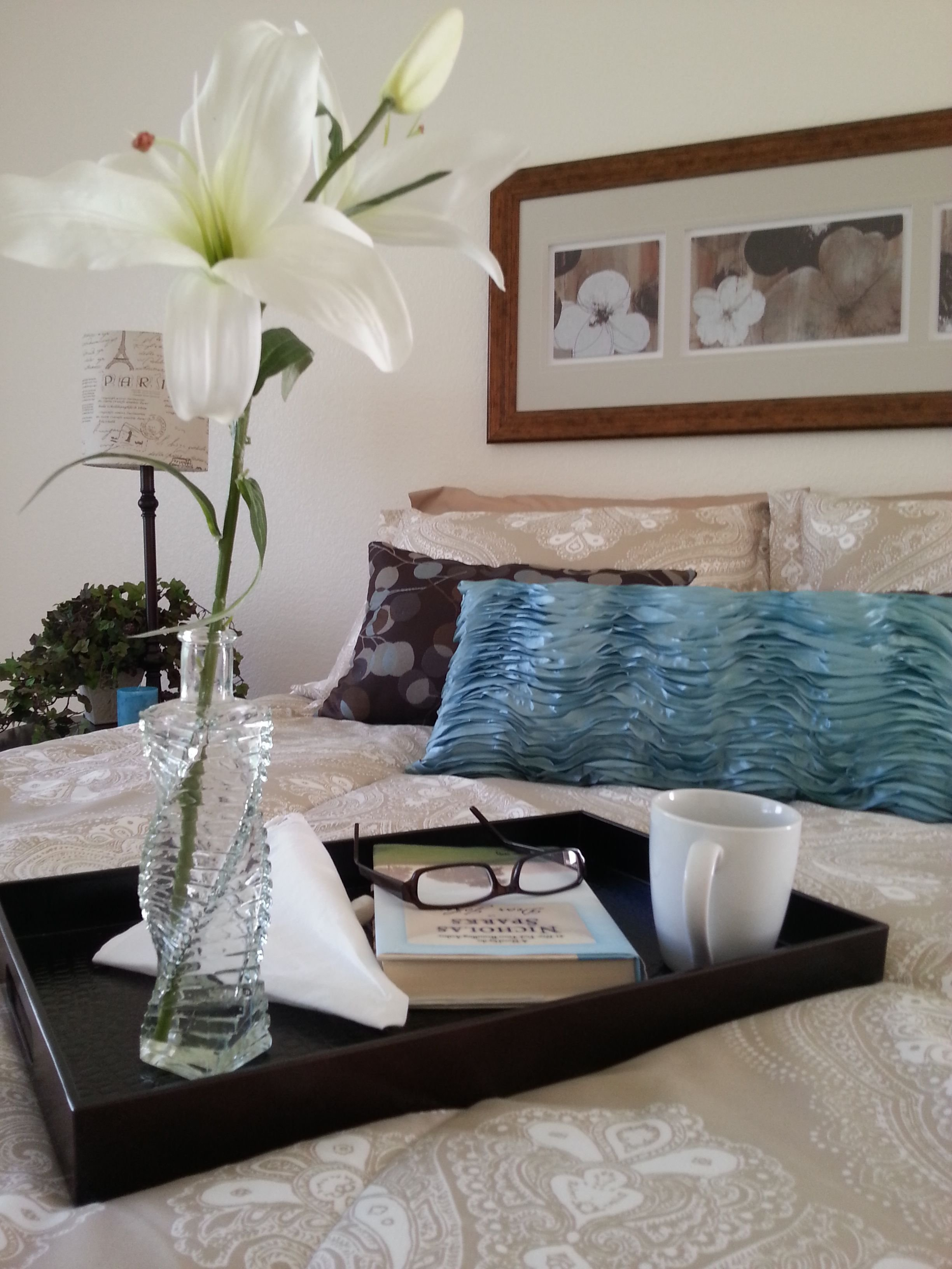 Best Pin By Valerie Monkarsh On Bed Tray Staging Inspirations With Pictures