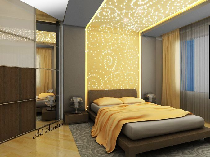 Best Suspended Ceilings In The Bedroom Art Senses Artistic With Pictures
