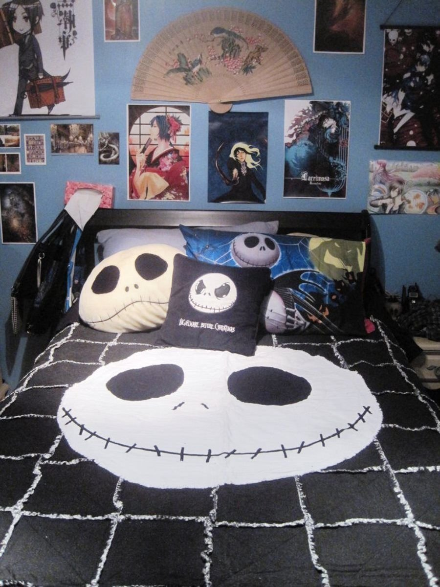 Best Nightmare Before Christmas Room Decor Nightmare With Pictures