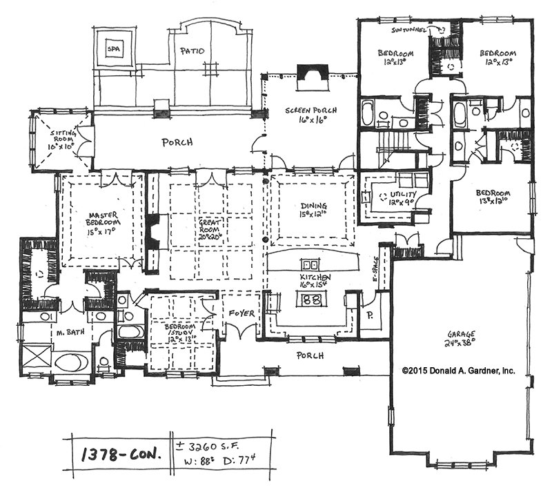Best Home Plan 1378 – Now Available Dream Home Ideas With Pictures