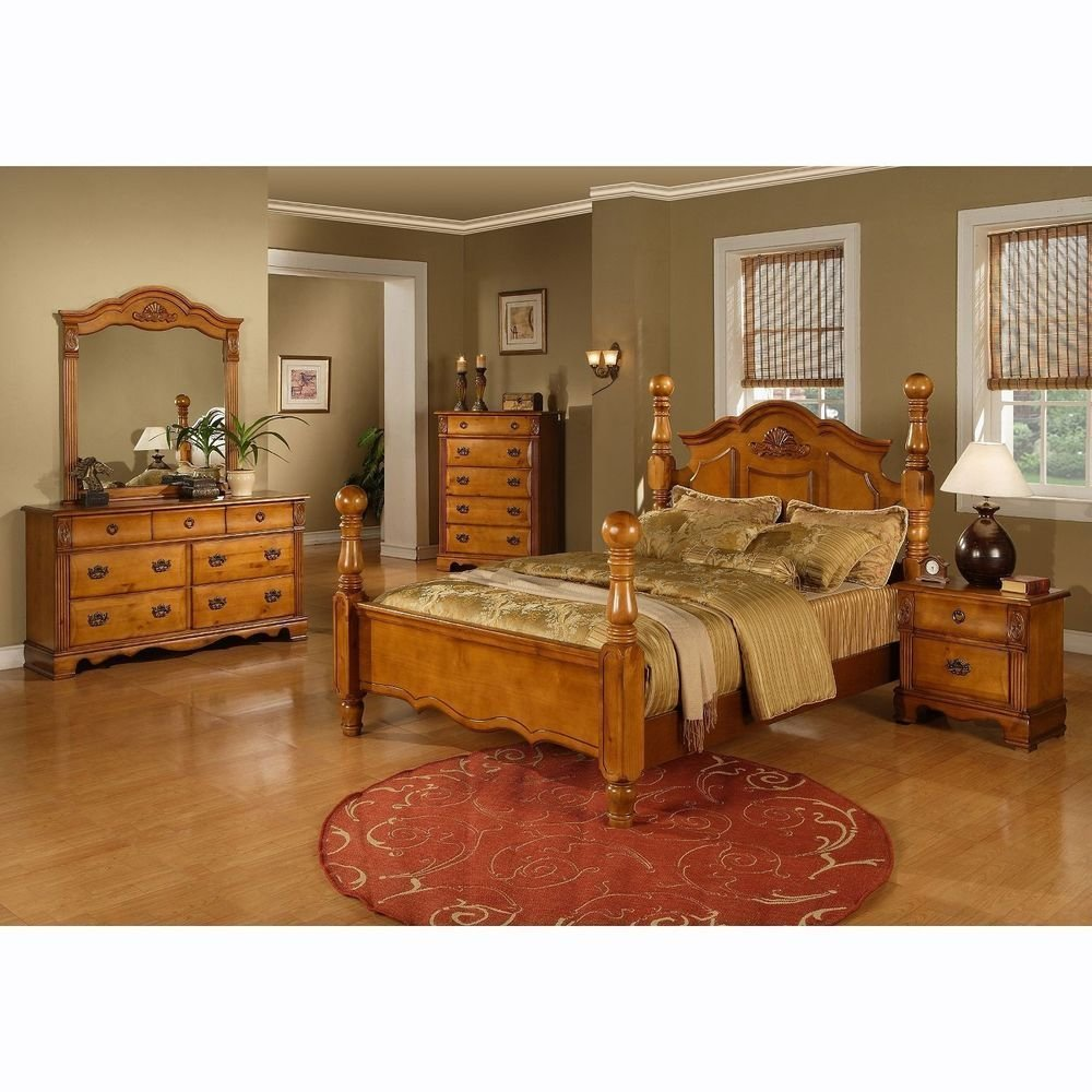 Best Details About Solid Walnut I Think Wood King Size Four With Pictures