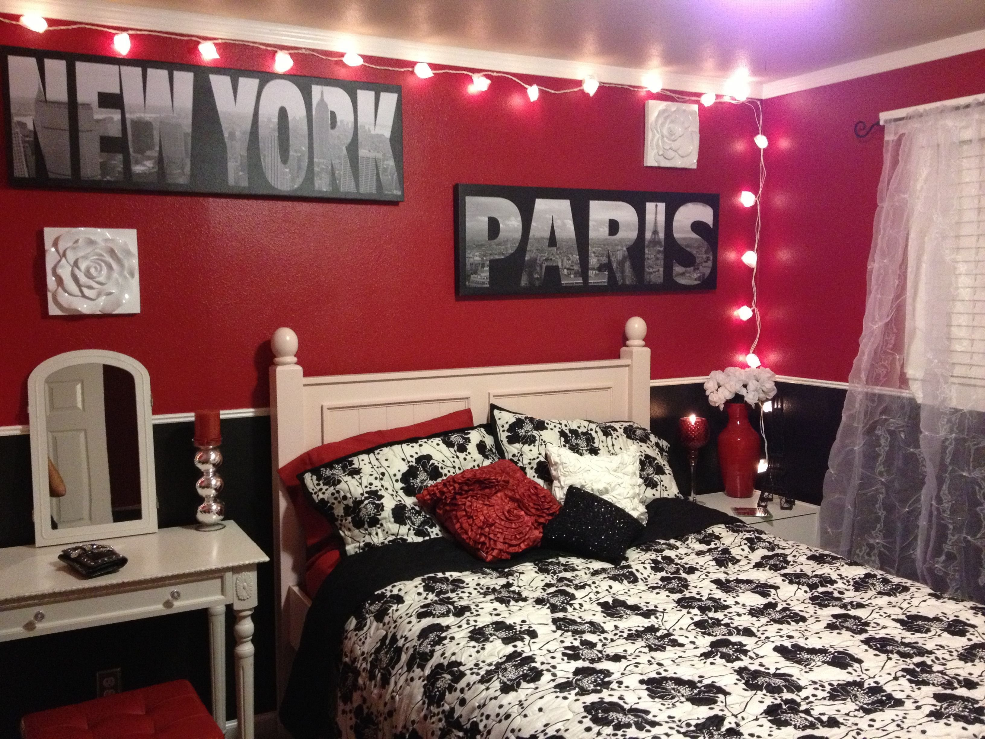 Best London Paris New York Bedroom Room Bedroom Decor With Pictures