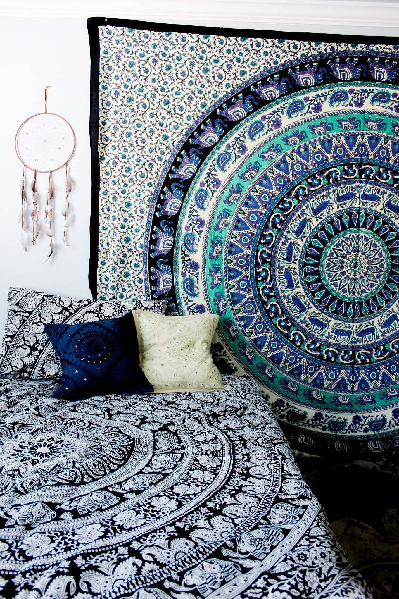Best Spellbound Mandala Tapestry Home Bedroom Decor With Pictures