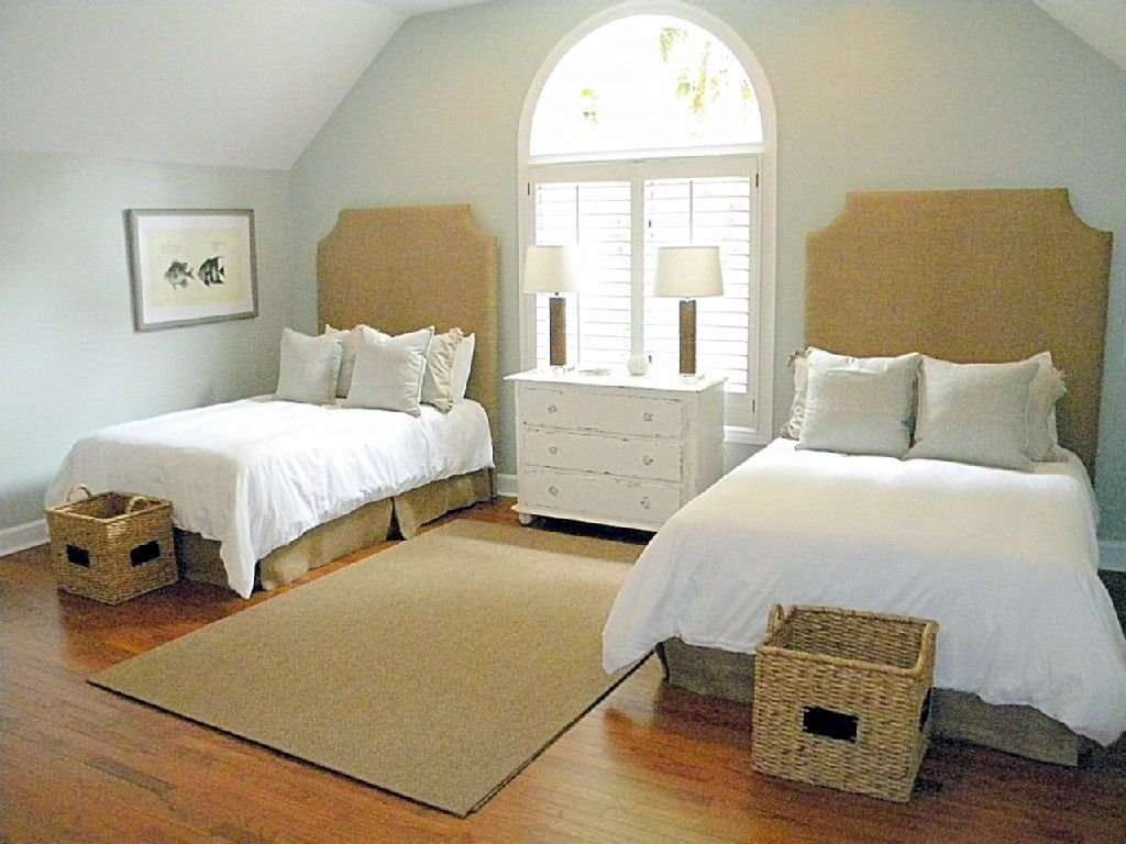 Best Second Floor Bedroom With Two Full Beds Home In 2019 With Pictures