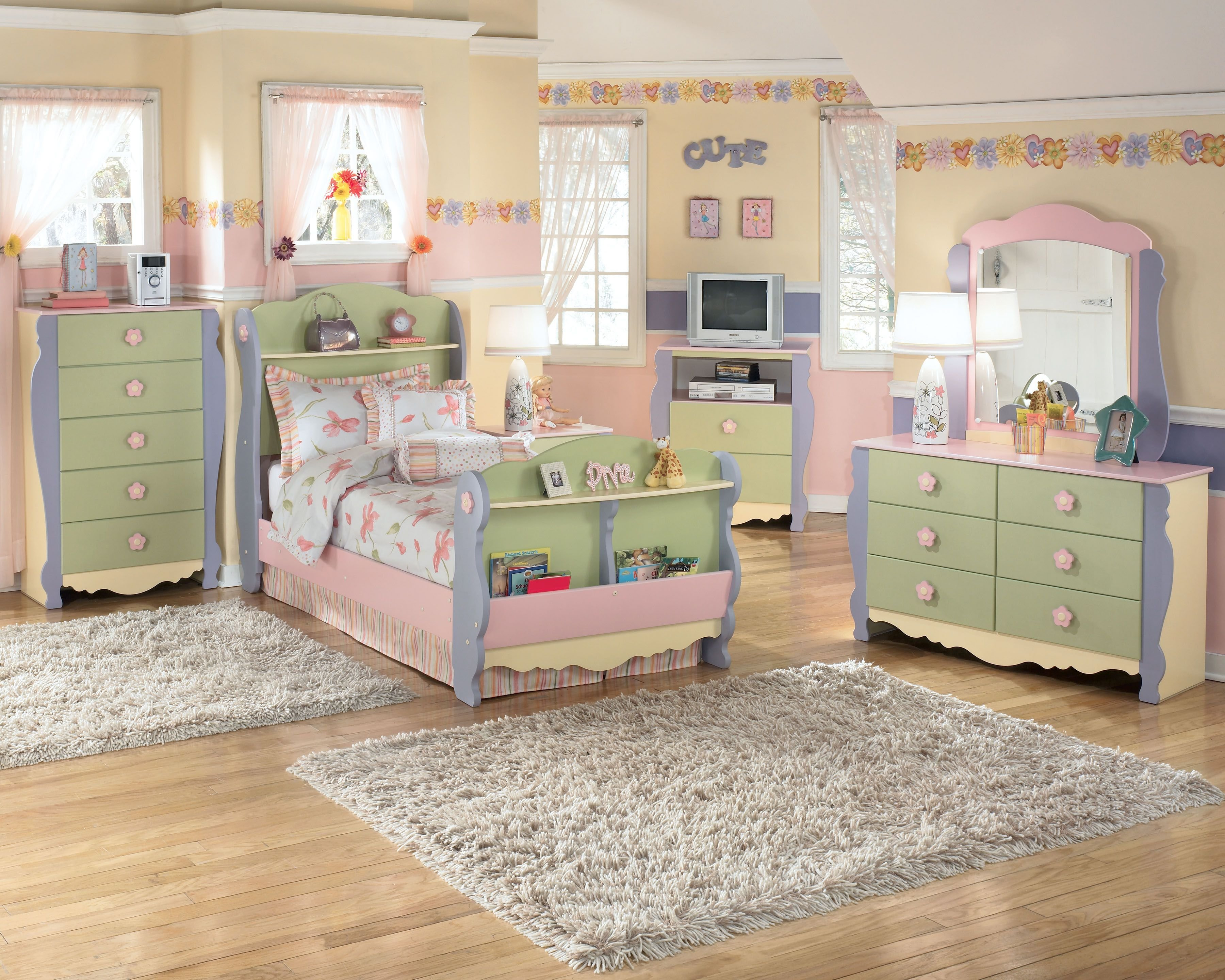 Best Such A Sweet Ashley Furniture Homestore Bedroom For A With Pictures