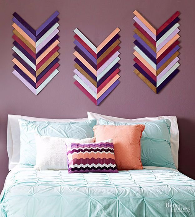 Best 76 Brilliant Diy Wall Art Ideas For Your Blank Walls Art With Pictures