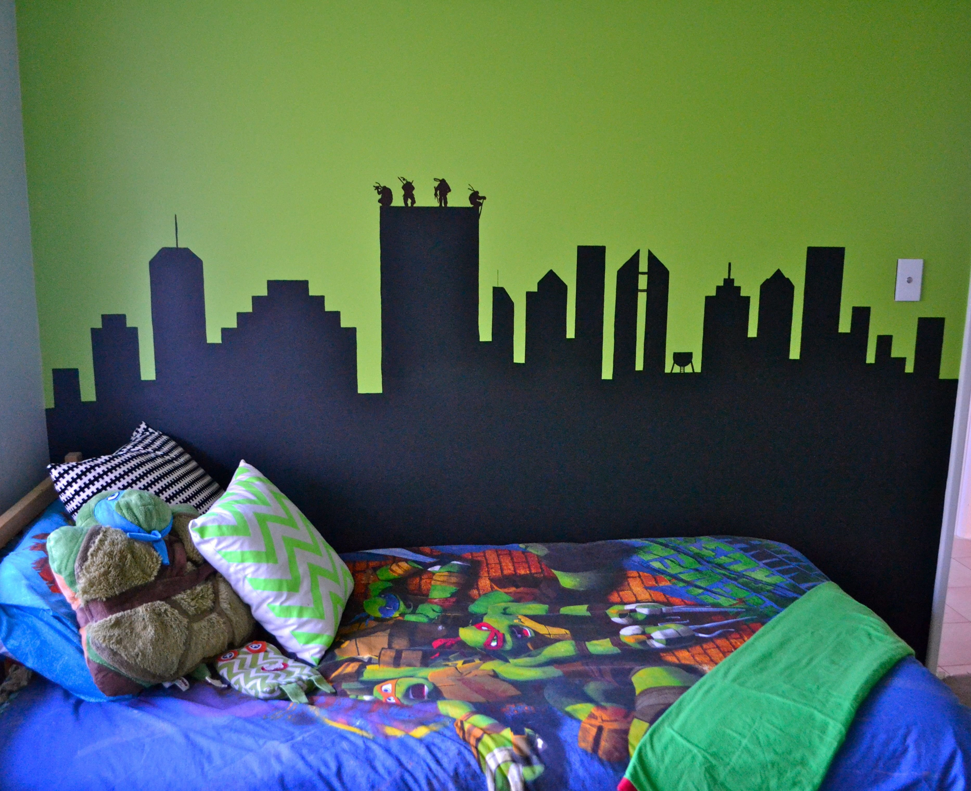 Best Tmnt And Beds On Pinterest Teenage Mutant Ninja Turtle With Pictures