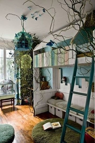Best Magic Forest Inspired Children Bedroom Magic Forest Inspired Children Bedroom Aditional Ideas With Pictures