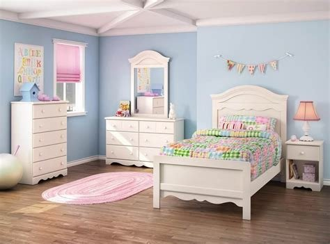Best Toddler Girls Bedroom Sets Ideas With Light Blue Bedroom Wall Color Best Kid Rooms With Pictures
