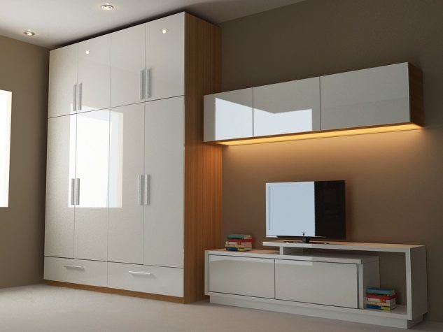 Best Modern Ideas About Bedroom Cupboard Design That Inspire You Tv Cabinet Wardrobe Design With Pictures