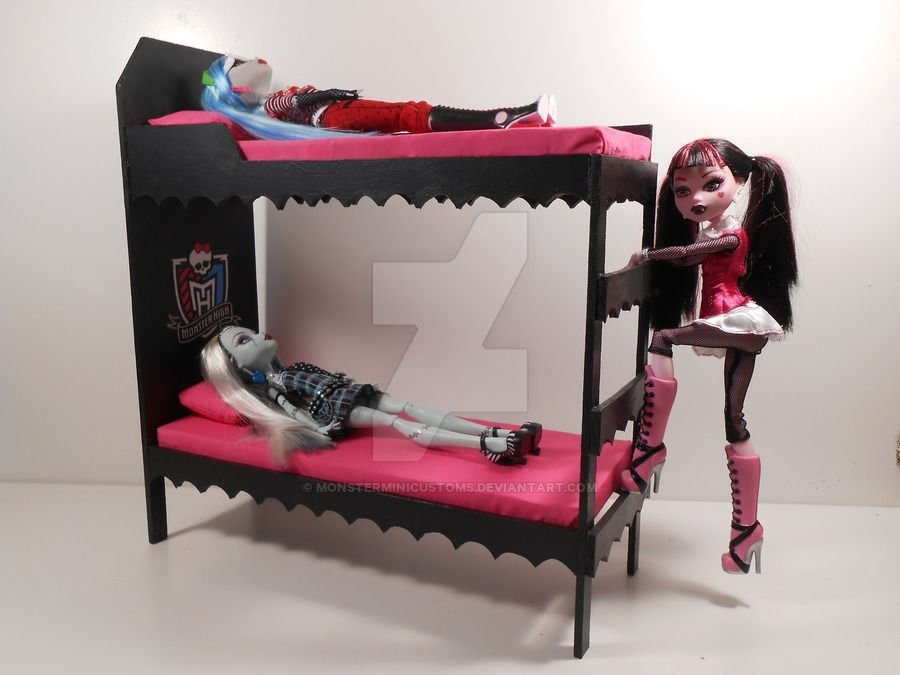 Best Monster High Furniture Draculaura Furniture By With Pictures
