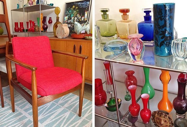 Best Mid 20Th Century Furniture Red Rider Vintage St Kilda With Pictures