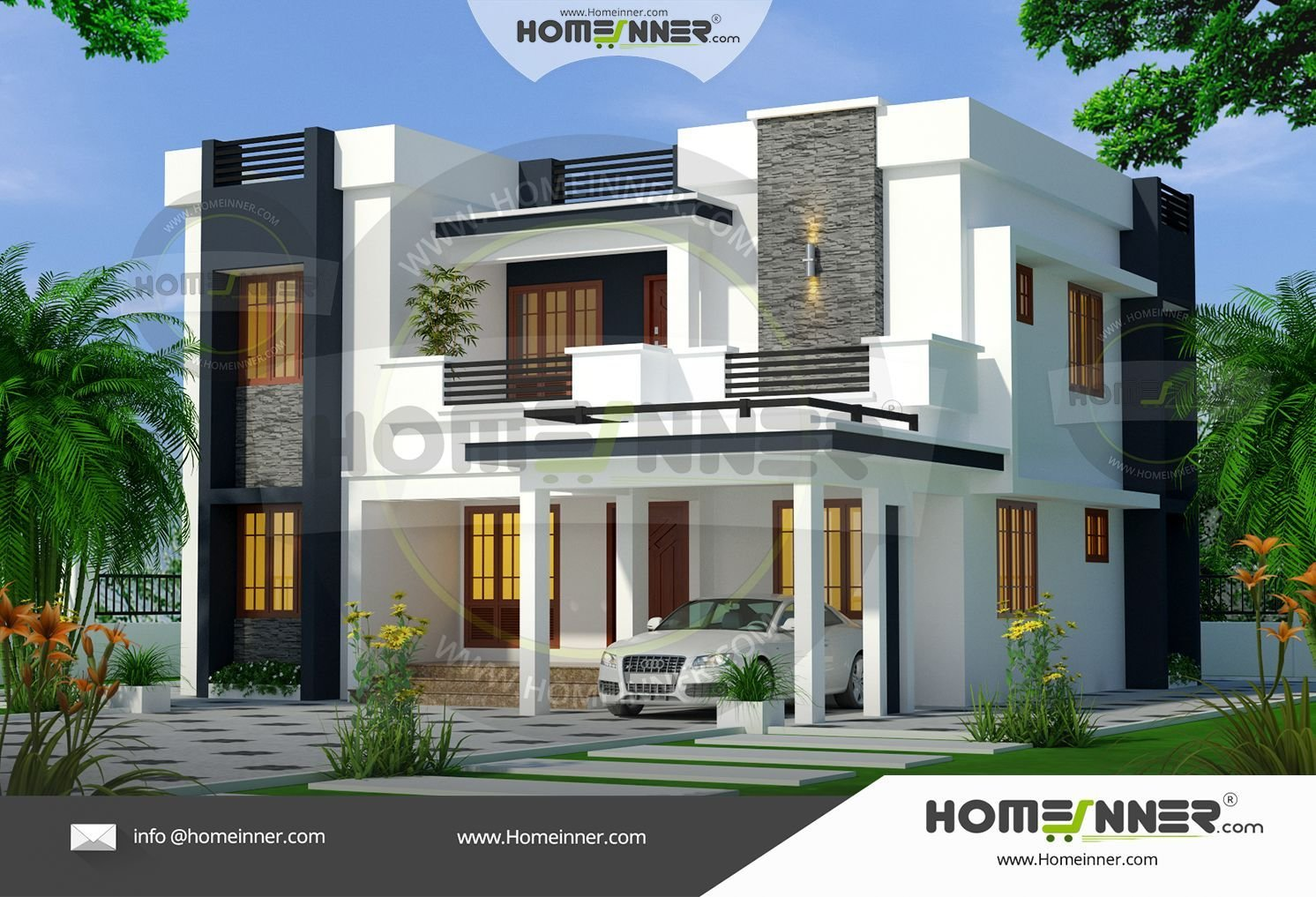 Best 4 Bedroom Contemporary Ultra Modern House Plans 1900 Sq Ft Modern House Designs Pictures With Pictures