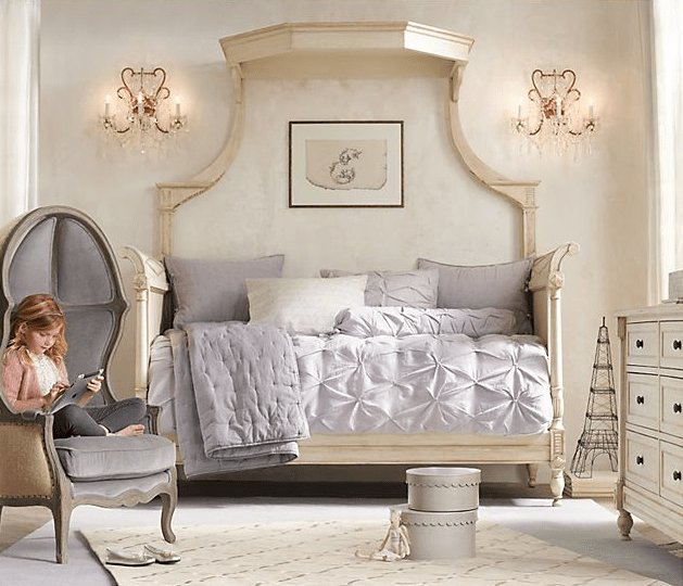 Best French Inspired Girl S Room Wee Ones Alcove Bed Kids With Pictures