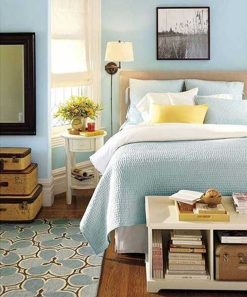 Best Light Blue Bedroom Colors 22 Calming Bedroom Decorating With Pictures