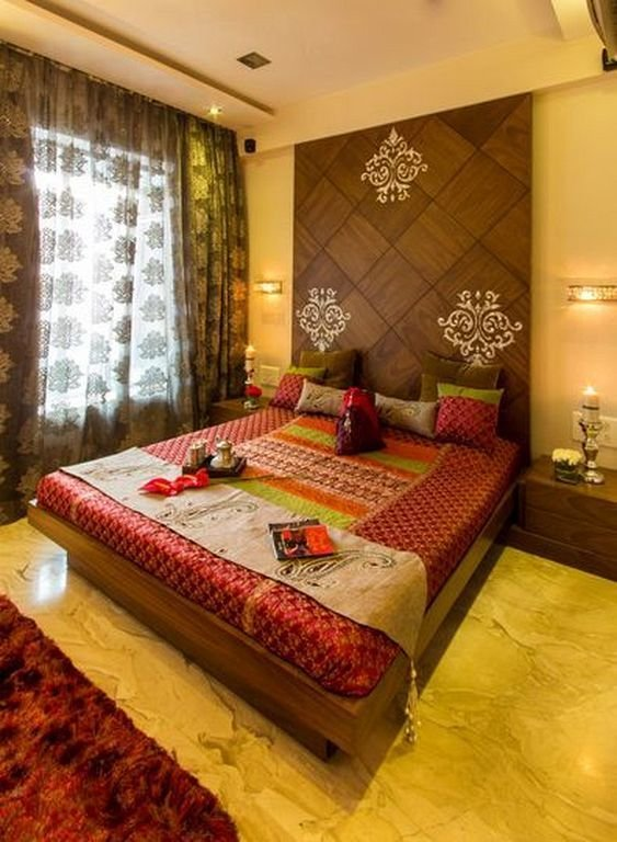 Best 20 Modern Bedroom Design And Decorating Ideas With Indian With Pictures