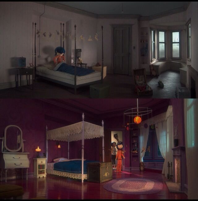 Best Coraline S Room C O R A L I N E In 2019 Coraline With Pictures